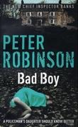 """""""Bad boy"""" av Peter Robinson"""