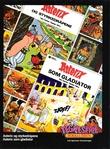 """""""Asterix og styrkedråpene ; Asterix som gladiator"""" av René Goscinny"""