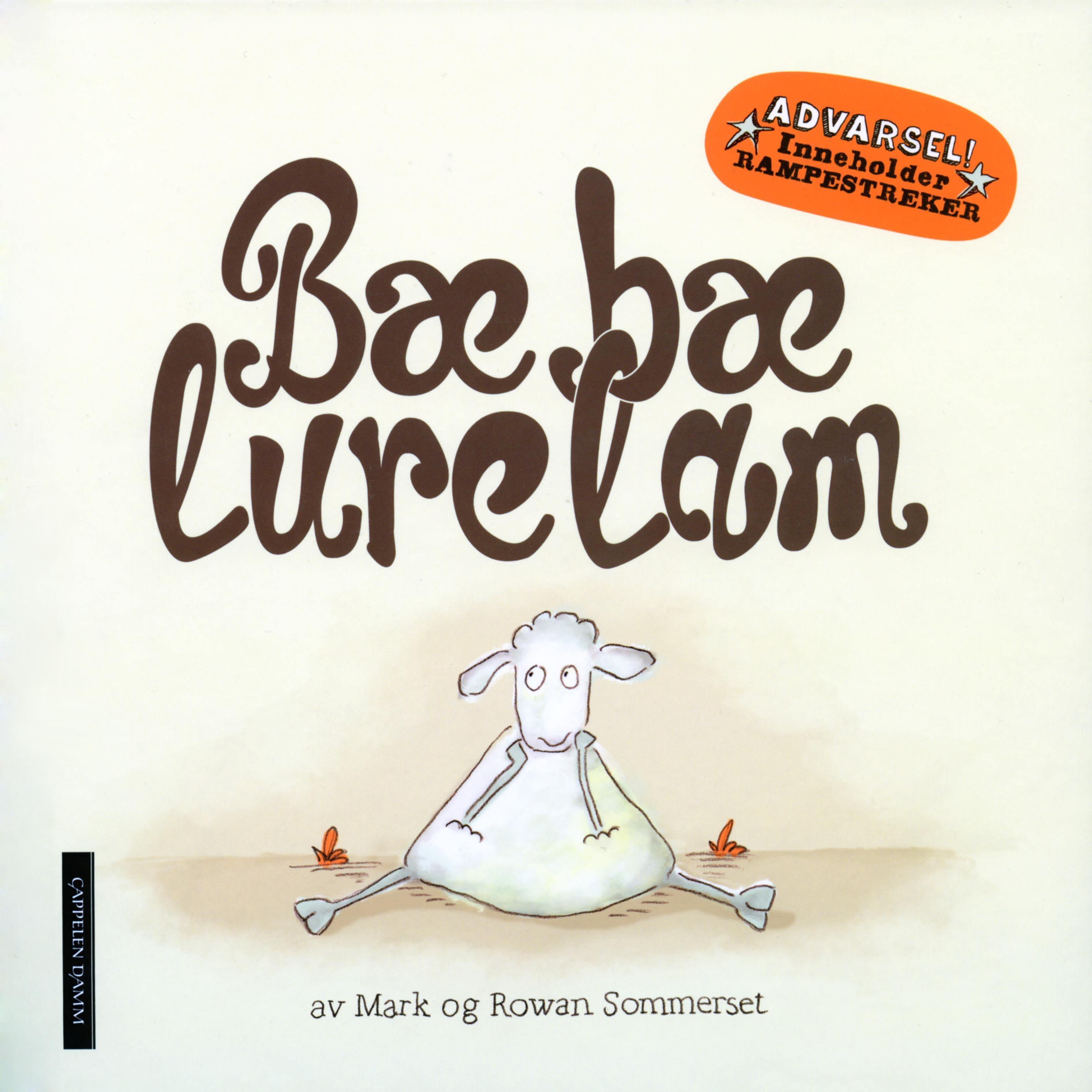 """""""Bæ, bæ, lure lam"""" av Mark Sommerset"""