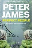"""Perfect people"" av Peter James"