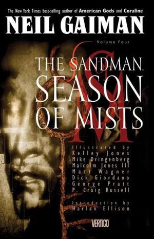 """The Sandman Vol. 4 - Season of Mists"" av Neil Gaiman"