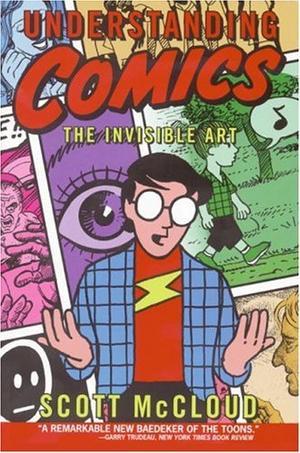 """Understanding Comics - The Invisible Art"" av Scott McCloud"