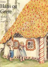"""""""Hans og Grete"""" av Jacob Grimm"""