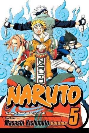 """""""Naruto - Volume 5"""" av Masashi Kishimoto"""