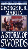 """A storm of swords book three of A song of ice and fire"" av George R.R. Martin"