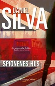 """Spionenes hus"" av Daniel Silva"