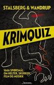 """""""Krimquiz"""" av Fredrik Wandrup"""