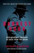 """""""Darkest hour - how Churchill brought us back from the brink"""" av Anthony McCarten"""