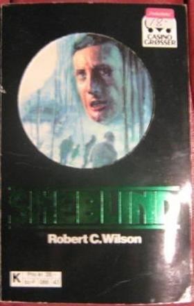 """Sneblind"" av Robert C. Wilson"