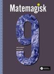 """""""Matemagisk 9 - Grunnbok"""" av Asbjørn Lerø Kongsnes"""
