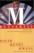 """""""M Butterfly"""" av David  Henry Hwang"""