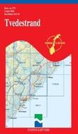 """""""Tvedestrand"""" av Statens kartverk. Landkartdivisjonen"""