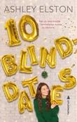 """""""10 blinddates"""" av Ashley Elston"""