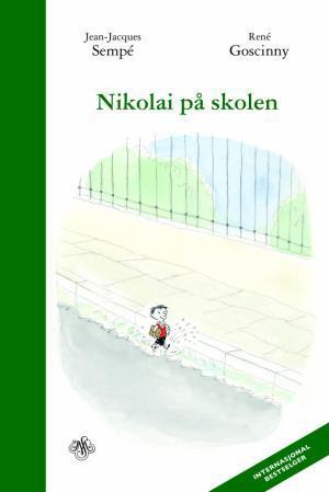 """Nikolai på skolen"" av Jean-Jacques Sempé"