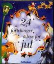 """""""24 fortellinger å lese før jul"""" av Florence Cadier"""