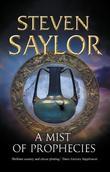 """""""A mist of prophecies"""" av Steven Saylor"""