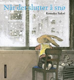 """""""Når det slutter å snø"""" av Komako Sakai"""