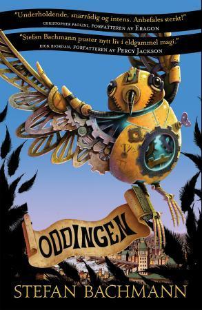"""""""Oddingen"""" av Stefan Bachmann"""