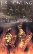 """Harry Potter and the order of the Phoenix"" av J.K. Rowling"
