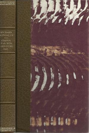 """""""Grønn var min barndoms dal"""" av Richard Llewellyn"""