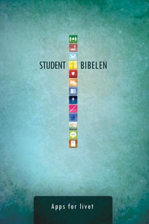 """Studentbibelen - Bibelen - Guds ord"" av Norvald Yri"