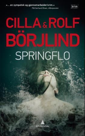 """""""Springflo"""" av Cilla Börjlind"""