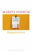 """""""Singularitet - roman"""" av Marita Fossum"""