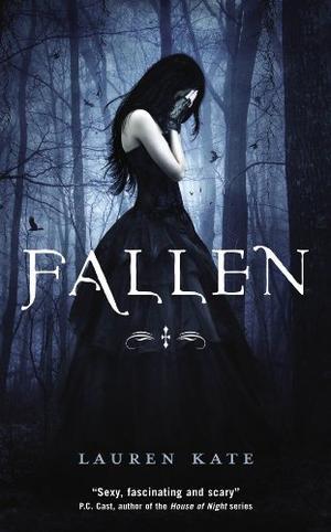 """""""Fallen"""" av Lauren Kate"""