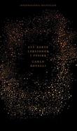 """""""Syv korte leksjoner i fysikk fra de minste partikler til de største galakser"""" av Carlo Rovelli"""