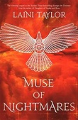 """Muse of nightmares the magical sequel to strange the dreamer"" av Laini Taylor"