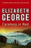 """""""Careless in red"""" av Elizabeth George"""