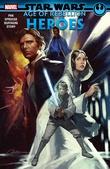 """""""Star Wars: Age Of Rebellion - Heroes"""" av Greg Pak"""