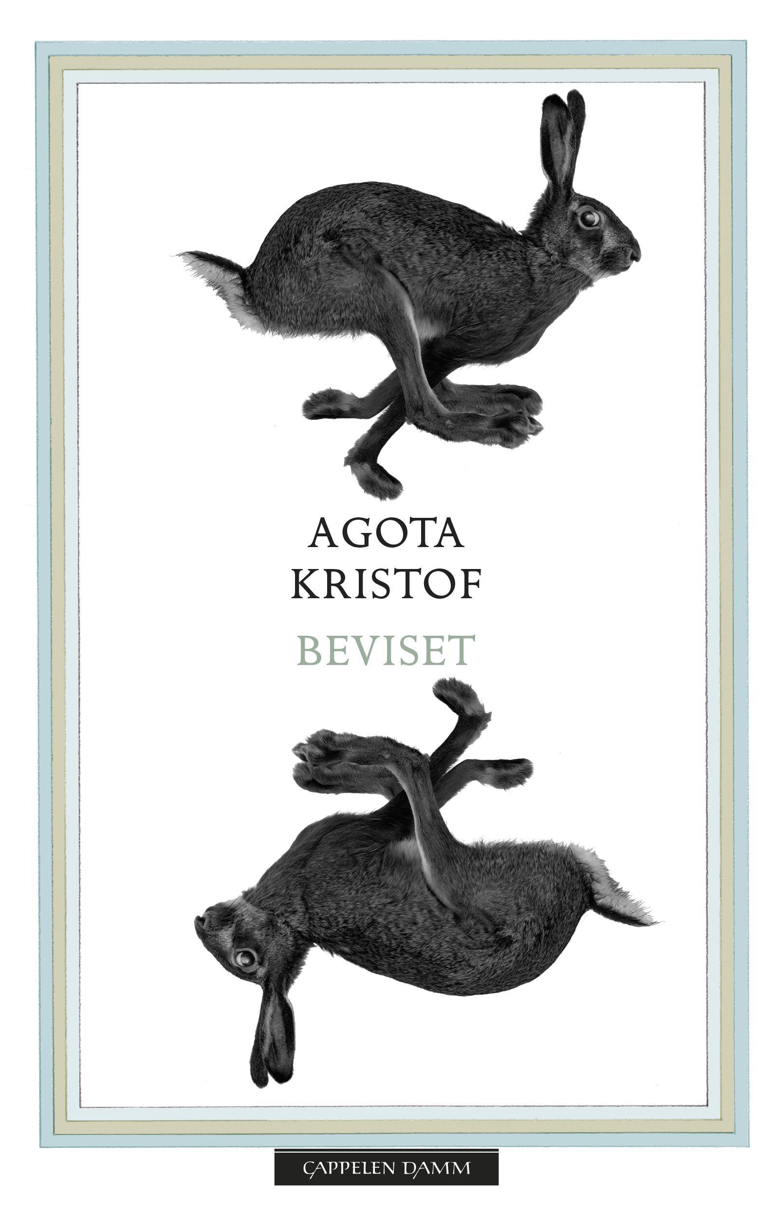 """""""Beviset"""" av Agota Kristof"""