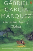 """Love in the time of cholera"" av Gabriel García Márquez"