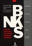 """""""Norsk-bosnisk/kroatisk/serbisk ordbok"""" av Brit Bakker Haugen"""