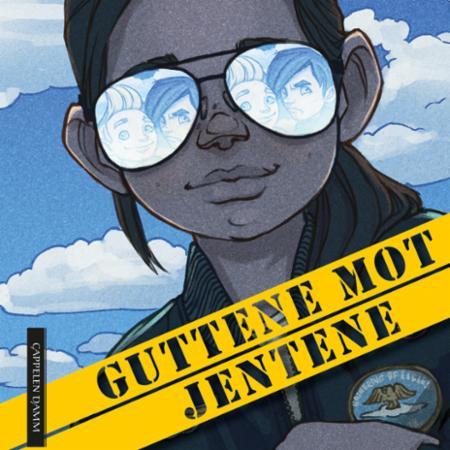 """""""Guttene mot jentene"""" av Janne Aasebø Johnsen"""