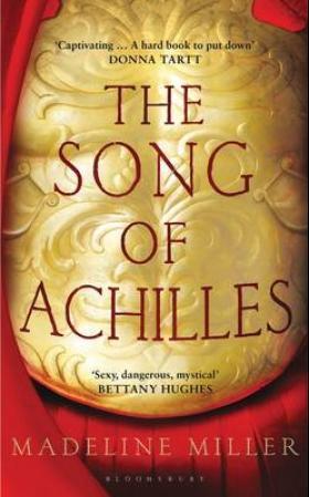 """""""The song of Achilles"""" av Madeline Miller"""