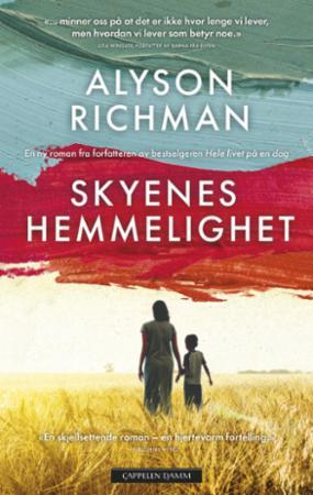 """""""Skyenes hemmelighet"""" av Alyson Richman"""