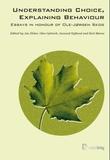 """""""Understanding choice, explaining behaviour - essays in honour of Ole-Jørgen Skog"""" av Jon Elster"""
