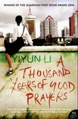 """Thousand years of good prayers"" av Yiyun Li"