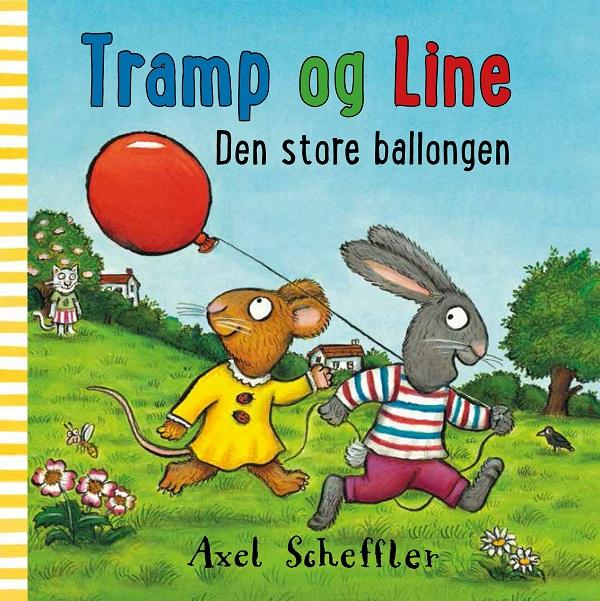 """Den store ballongen"" av Axel Scheffler"