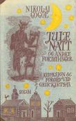 """""""Julenatt og andre fortellinger"""" av Nikolaj V. Gogol"""