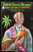 """""""Ingen skriver til obersten"""" av Gabriel García Márquez"""