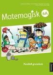 """""""Matemagisk 6A - parallell grunnbok"""" av Annette Hessen Bjerke"""