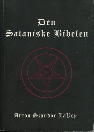 """Den sataniske bibelen"" av Anton Szandor LaVey"