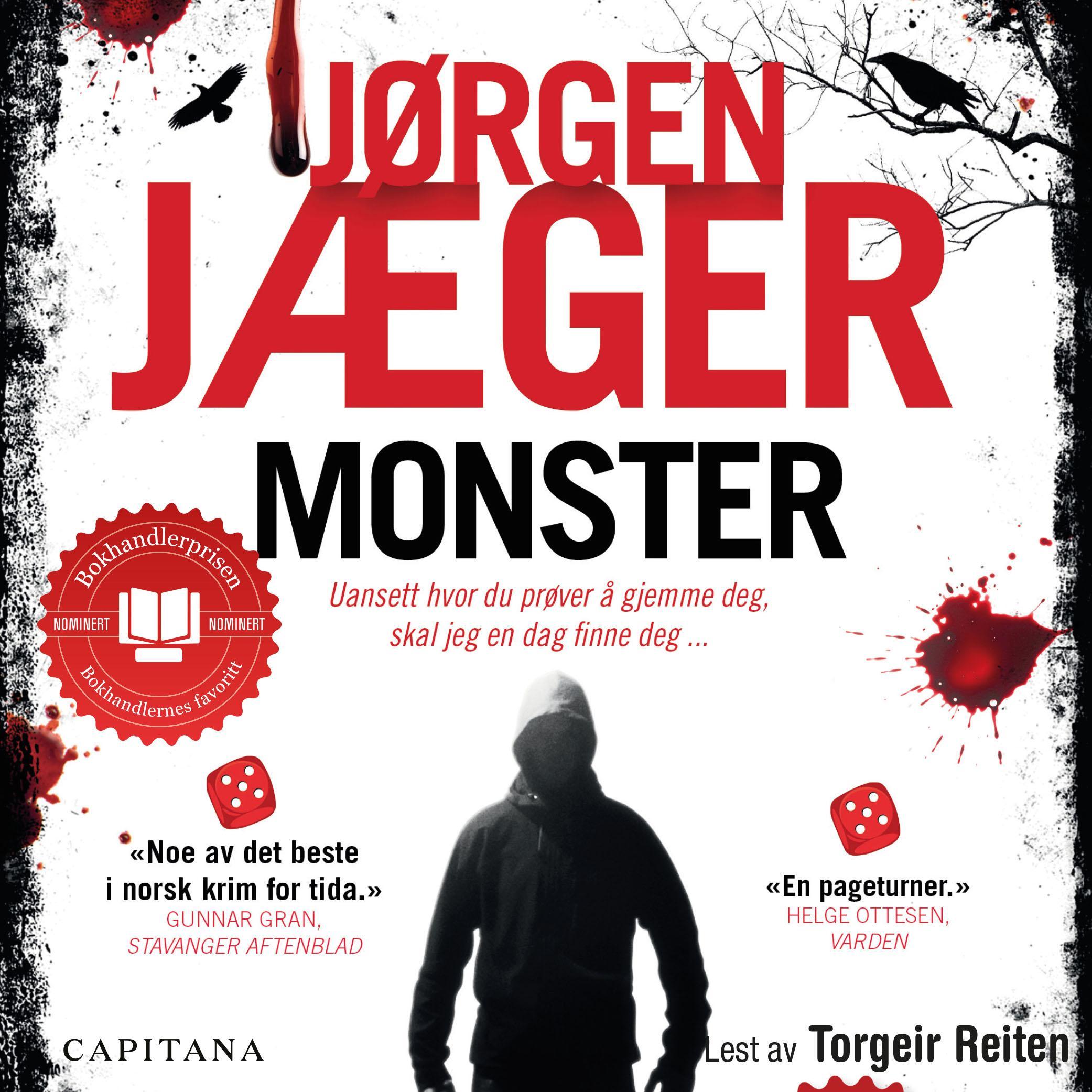 """""""Monster"""" av Jørgen Jæger"""