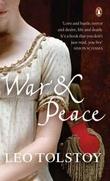 """War and peace"" av Leo Tolstoj"