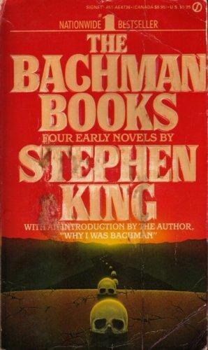 """""""The Bachman Books - Rage, the Long Walk, Roadwork, the Running Man"""" av Stephen King"""