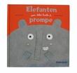 """""""Elefanten som ikke turte å prompe"""" av Laurie Cohen"""