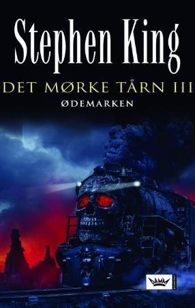"""""""Det mørke tårn III - ødemarken"""" av Stephen King"""